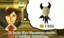 VMT E06 Leather Costume