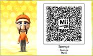 Spongeqr