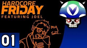 Vinesauce Joel - Hardcore Fridays Half Life 2 ( Part 1 )-1