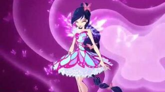 Winx Club Musa Butterflix