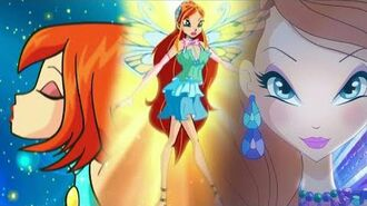 Winx Club - Bloom All Transformation (Up to Onyrix)