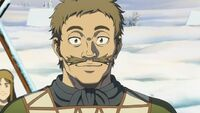 Young Leif anime