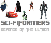 Sci-FiFormers 2 Revenge of the Ultron (2009)