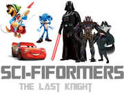Sci-FiFormers 5 The Last Knight (2017)