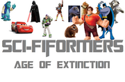 Sci-FiFormers 4 Age of Extinction (2014)