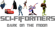 Sci-FiFormers 3 Dark on the Moon (2011)