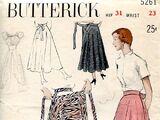Butterick 5261 A