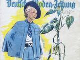 Deutsche Moden-Zeitung No. 17 Vol. 44 1935