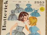 Butterick 2553