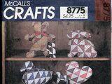 McCall's 8775 B
