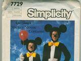 Simplicity 7729 A