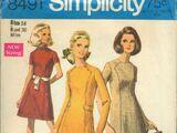 Simplicity 8491