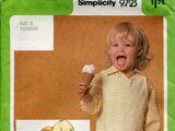 Simplicity 9723 A