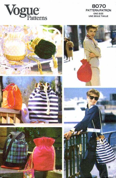 Vogue 1991 8070