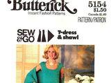 Butterick 5154 B