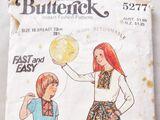 Butterick 5277 B