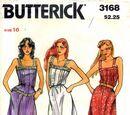 Butterick 3168 A