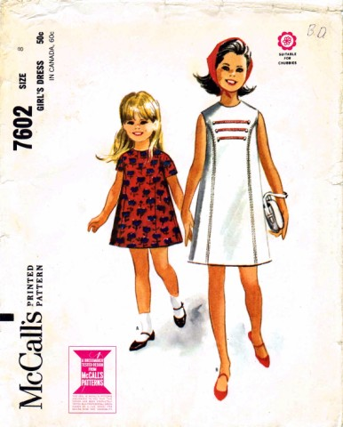 McCalls 1964 7602