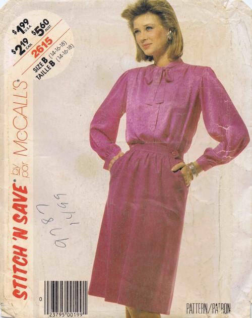 McCalls 1986 2615