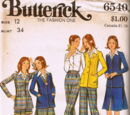 Butterick 6540