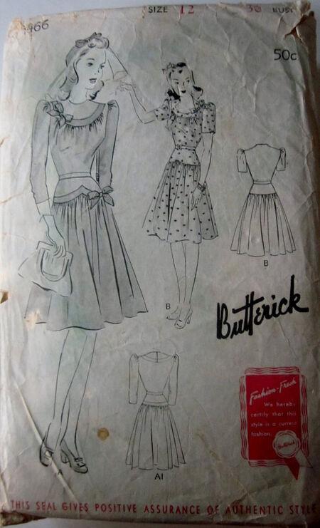 Butterick 1466