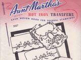 Aunt Martha's 3027