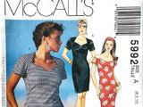 McCall's 5992 B