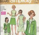 Simplicity 8696 A