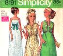 Simplicity 8191 A