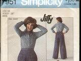 Simplicity 7951 A