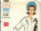 Vogue 7558