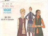 Vogue 8137