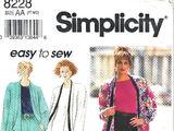 Simplicity 8228 A