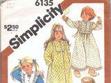 Simplicity 6135