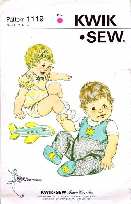 Kwik Sew 1981 1119