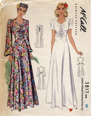 Mccall 3817 Vintage Sewing Patterns Fandom Powered By