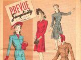 Simplicity Prevue October 1941
