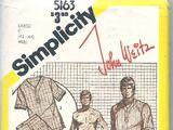 Simplicity 5163 A