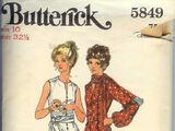 Butterick 5849