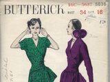 Butterick 5036 A