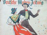 Deutsche Moden-Zeitung No. 7 Vol. 44 1935