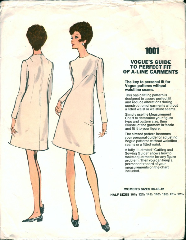Vogue 1001 Vintage Sewing Patterns Fandom Powered By Wikia
