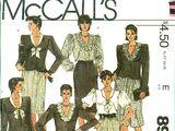 McCall's 8904 B