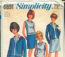 Simplicity 6891