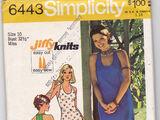 Simplicity 6443 A