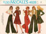 McCall's 4628 A