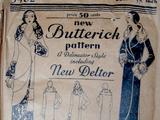 Butterick 3402 C