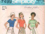 Simplicity 7499