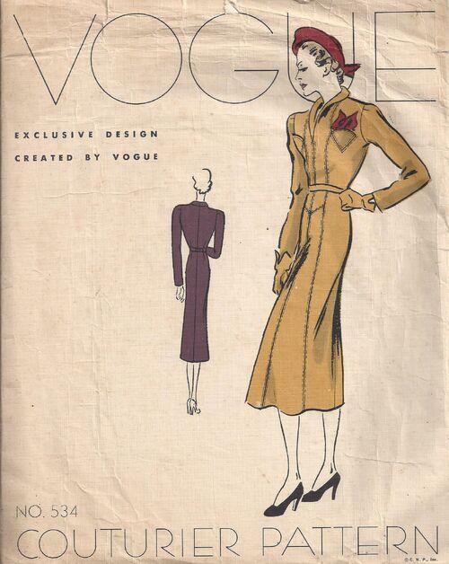Vogue 534