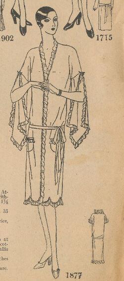 Butterick 1877